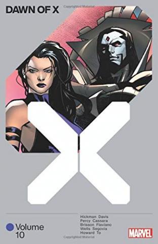 Dawn of X Vol 10