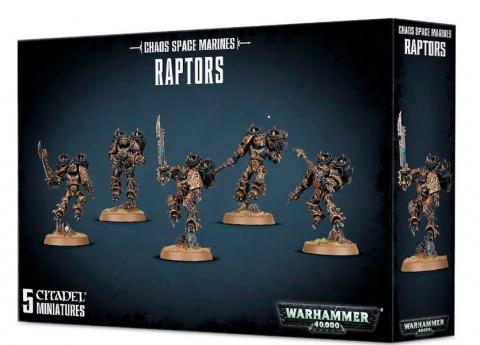 Raptors / Warp Talons