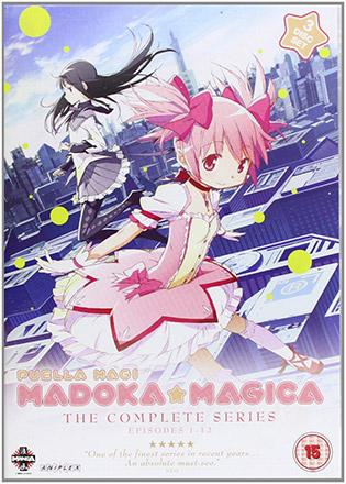 Puella Magi Madoka Magica, The Complete Series