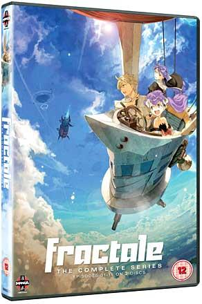 Fractale, The Complete Series