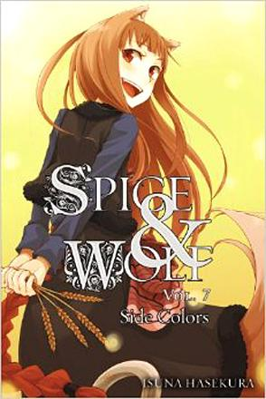 Spice & Wolf Novel 7: Side Colors