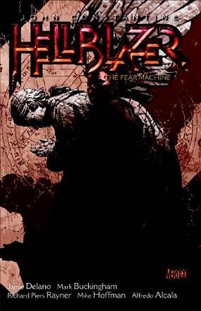 Hellblazer Vol 3: The Fear Machine