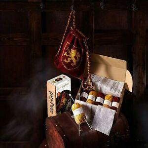 Gryffindor Backpack Knit Kit