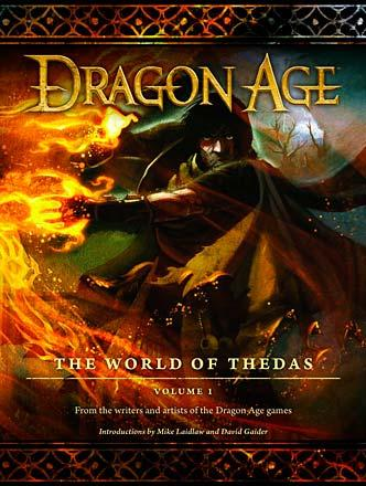 Dragon Age: The World of Thedas Vol 1