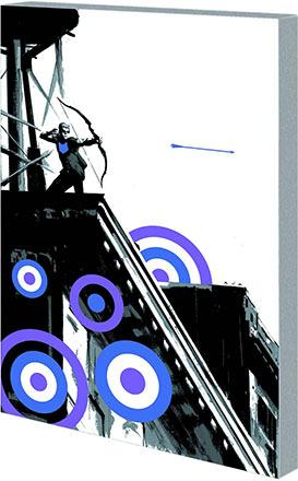 Hawkeye Vol 1: My Life As A Weapon