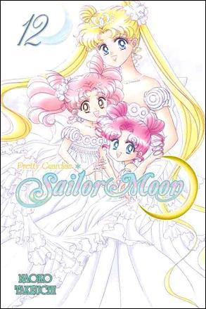 Sailor Moon Vol 12