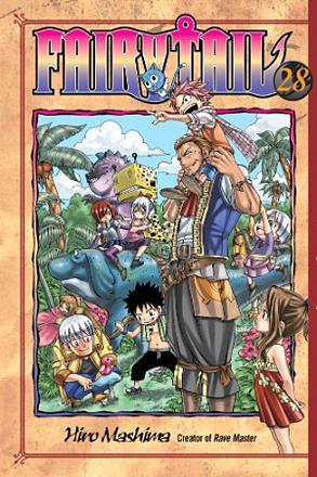 Fairy Tail 28