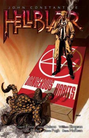Hellblazer Vol 5: Dangerous Habits