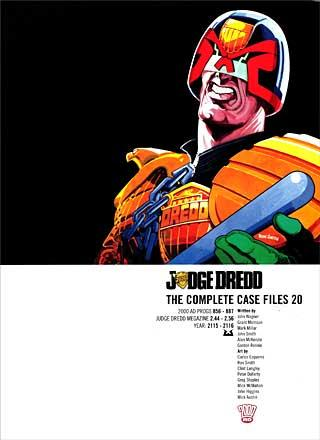 The Complete Case Files 20