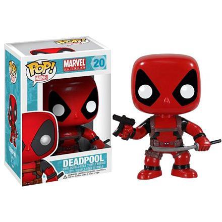 Deadpool Pop! Vinyl Figure