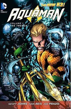 Aquaman Vol 1: The Trench