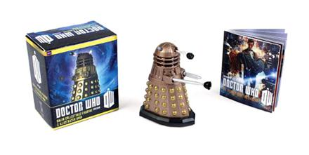 Doctor Who Dalek Collectible Figurine & Book Kit