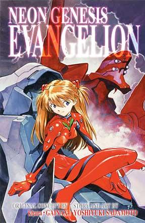 Neon Genesis Evangelion 3-in-1 Vol 3