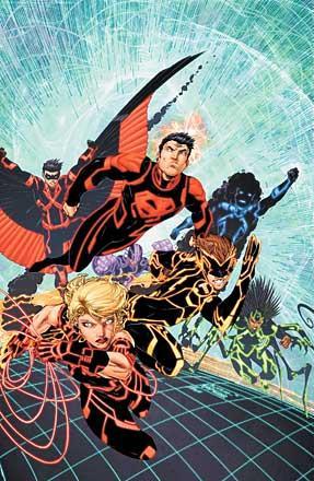 Teen Titans Vol 2: The Culling
