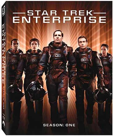 Star Trek Enterprise Season One