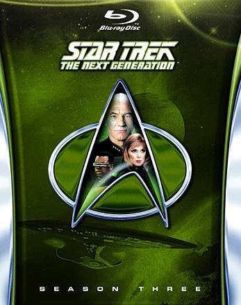 Star Trek the Next Generation Season Three