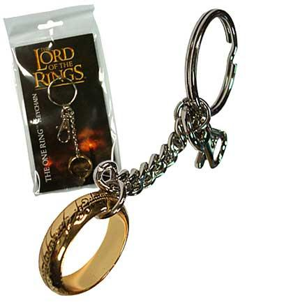 The Lord of the Rings: The One Ring Keychain