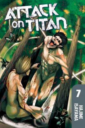 Attack on Titan vol 7