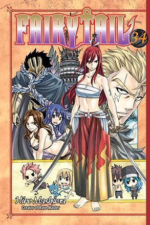 Fairy Tail 34