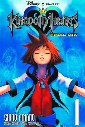 Kingdom Hearts Final Mix Vol 1