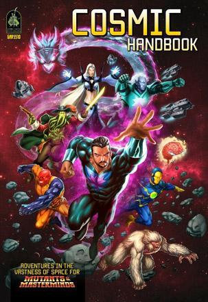 The Cosmic Handbook