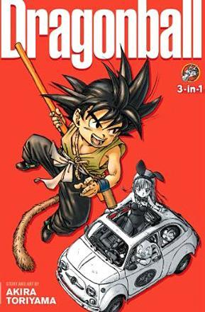 Dragon Ball 3-in-1 Vol 1