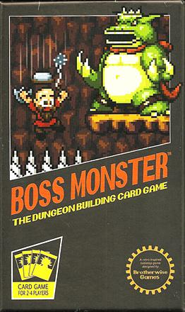 Boss Monster - The Dungeon Building Game