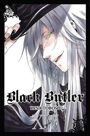 Black Butler Vol 14
