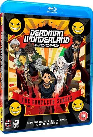 Deadman Wonderland Complete Series