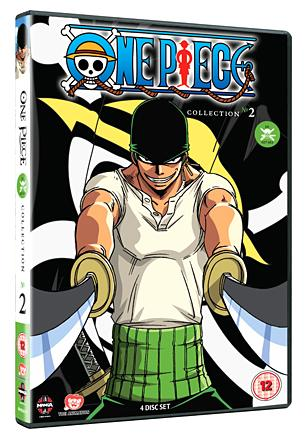 One Piece, Collection 2