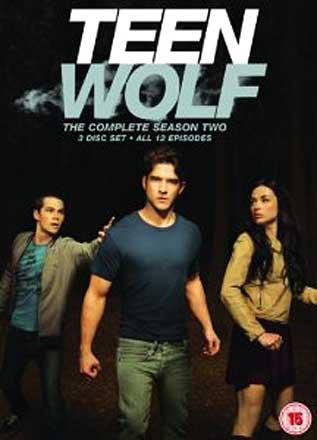Teen Wolf Complete Season 2