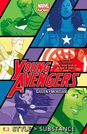 Young Avengers Vol 1: Style > Substance