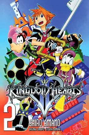 Kingdom Hearts II Vol 2