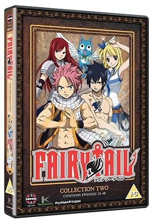 Fairy Tail, Collection 2