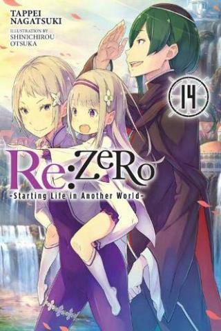 Re: Zero Light Novel 14