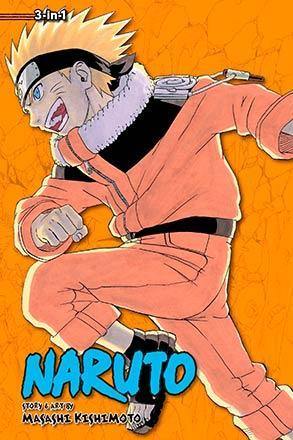 Naruto 3-in-1 Vol 6