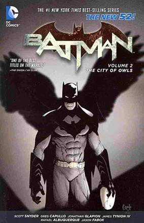 Batman Vol 2: City of Owls