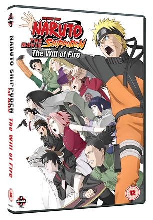 Naruto Shippuden: The Movie 3: Will of Fire