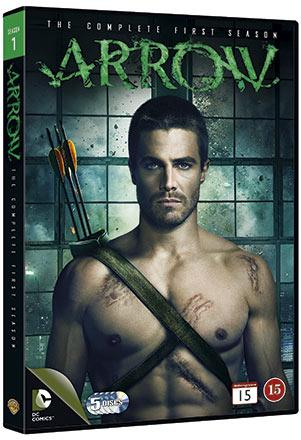Arrow, The Complete First Season