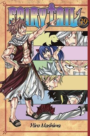 Fairy Tail 39