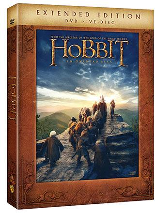 The Hobbit: An Unexpected Journey/Hobbit: En oväntad resa (XT)