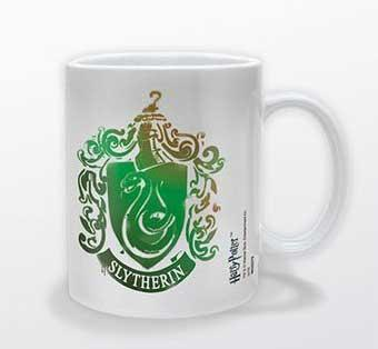 Harry Potter Mug Slytherin Stencil Crest