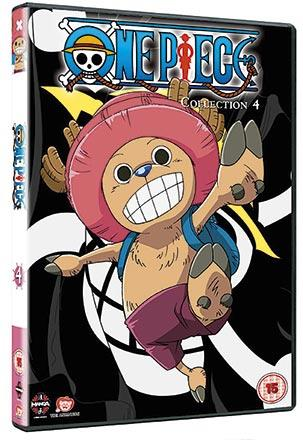 One Piece, Collection 4