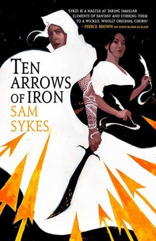Ten Arrows of Iron