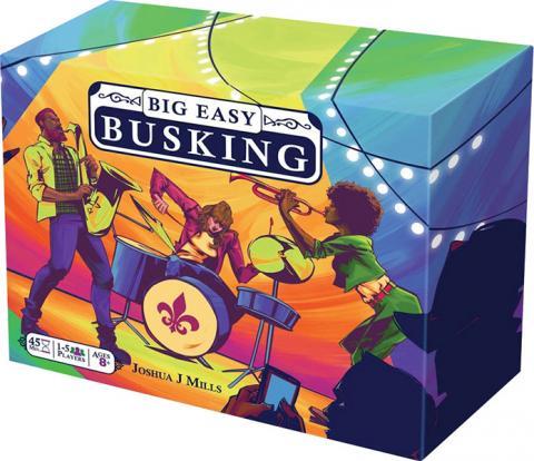Big Easy Busking