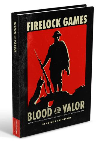 Blood & Valor: Rulebook