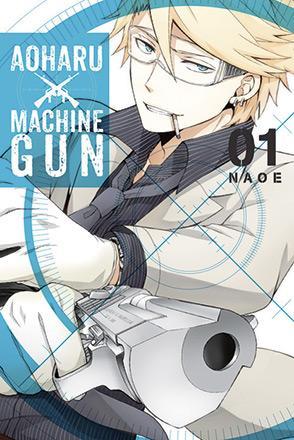 Aoharu X Machinegun Vol 1