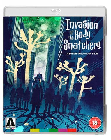 Invasion of the Bodysnatchers/Världsrymden anfaller