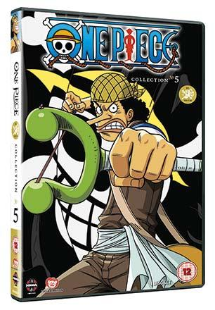 One Piece, Collection 5
