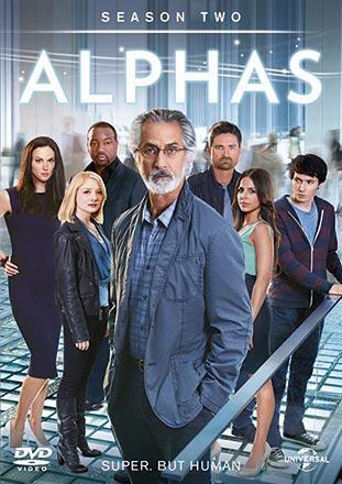 Alphas, Season 2